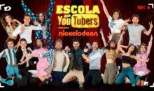 ESCOLA DOS YOUTUBERS NA TELEVISÃO