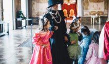 A Rainha mostra o Palácio da Ajuda