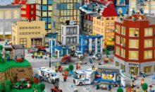 Alerta fãs da Lego da zona centro!