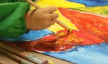 Vamos ser génios da pintura por uma manhã