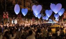 Noite branca em Braga com muita festa e grátis!