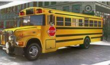 Autocarro assombrado
