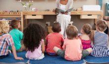 Açores: sessão de leitura para crianças