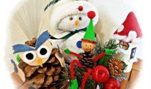 Workshop de Decorações de Natal