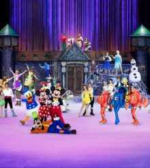 DISNEY ON ICE – 100 ANOS DE MAGIA