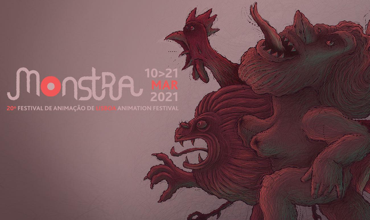 Monstra - Festival de Cinema de Animação de Lisboa'21
