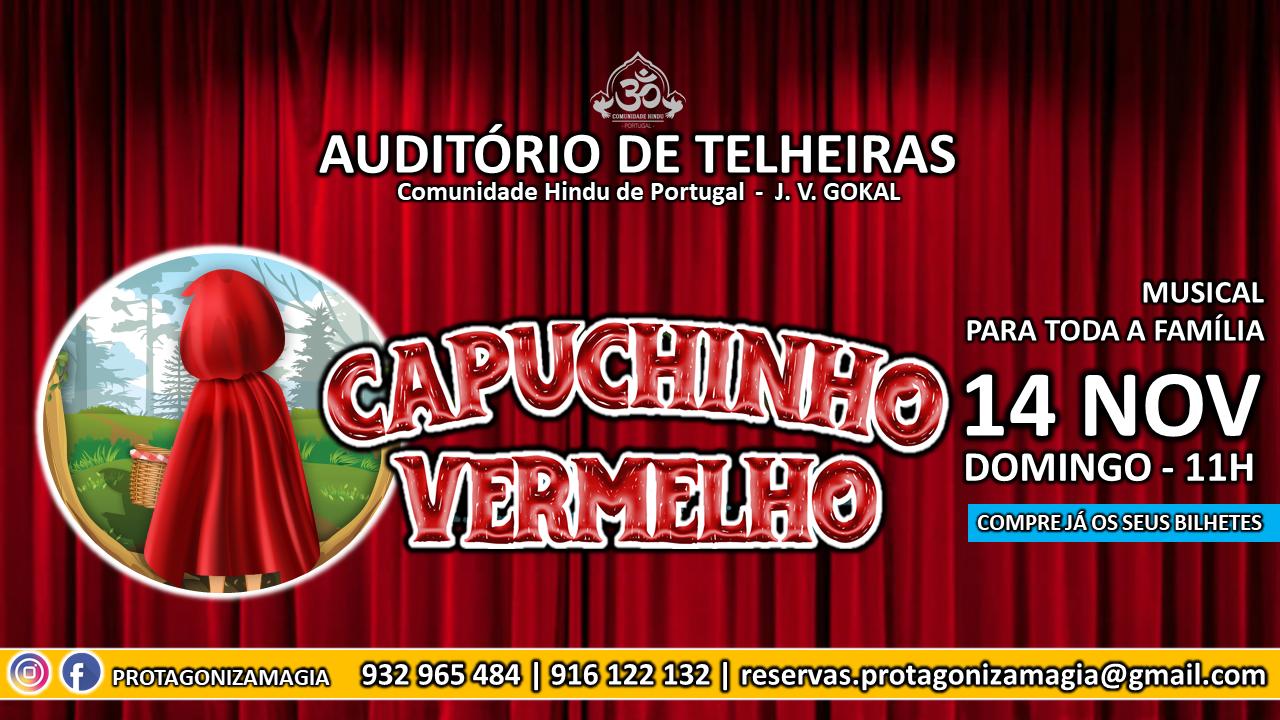 Capuchinho Vermelho - O Musical
