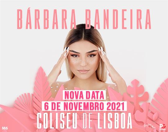 BÁRBARA BANDEIRA